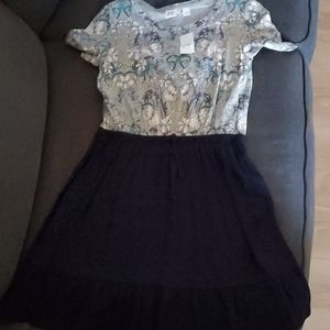 GAP girls dress sz L (10) nwt